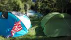 Kamp Kovač, Bovec