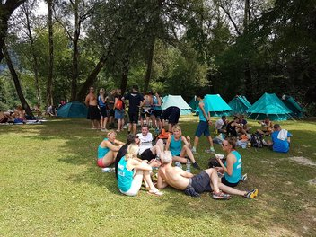 Campingplatz Labrca Tolmin, Tolmin