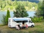 Campingplatz Perun Lipce, Die Julischen Alpe