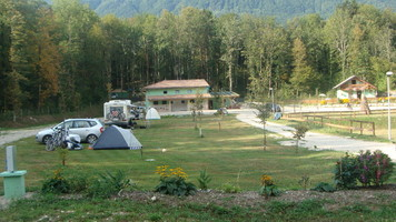 Kamp Rut Kobarid, Kobarid