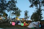Campeggio Saksida, Severna Primorska
