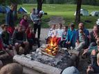 Kamp Šenkova domačija, Julijske Alpe