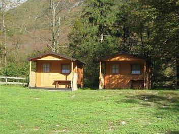 Kamp Trnovo, Kobarid