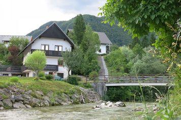 Počitniška hiša Mostnica, Julijske Alpe