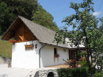 Počitniška hiša Pr Klemuc, Bled