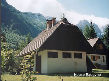 Počitniška hiša Rožič, Julijske Alpe