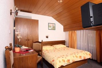 Zimmer pri Ančki, Ljubljana und Umgebung