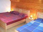 Sobe Cvetek Anica, Julijske Alpe