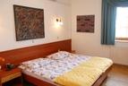 Zimmer im Gasthaus Arvaj, Die Julischen Alpe
