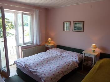 Zimmer Pletna, Bled