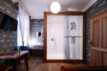 Design Zimmer Pr' Gavedarjo, Die Julischen Alpe