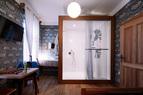 Design rooms with a story Pr' Gavedarjo, Julian Alps